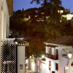 alhambra Spain views from homeaway flat in granada, spain
